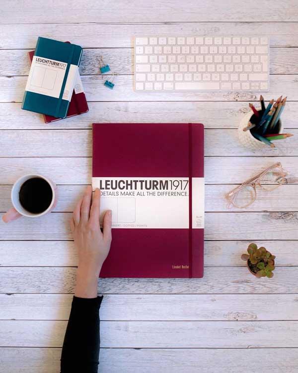 Leuchtturm1917 personal notebook